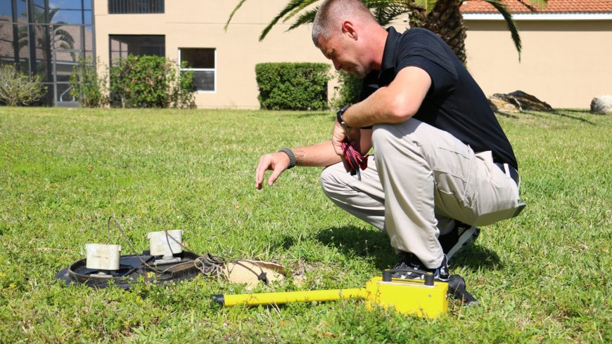 Irrigation Leak in Cape Coral | How to Save Money and Still Have a Nice Yard