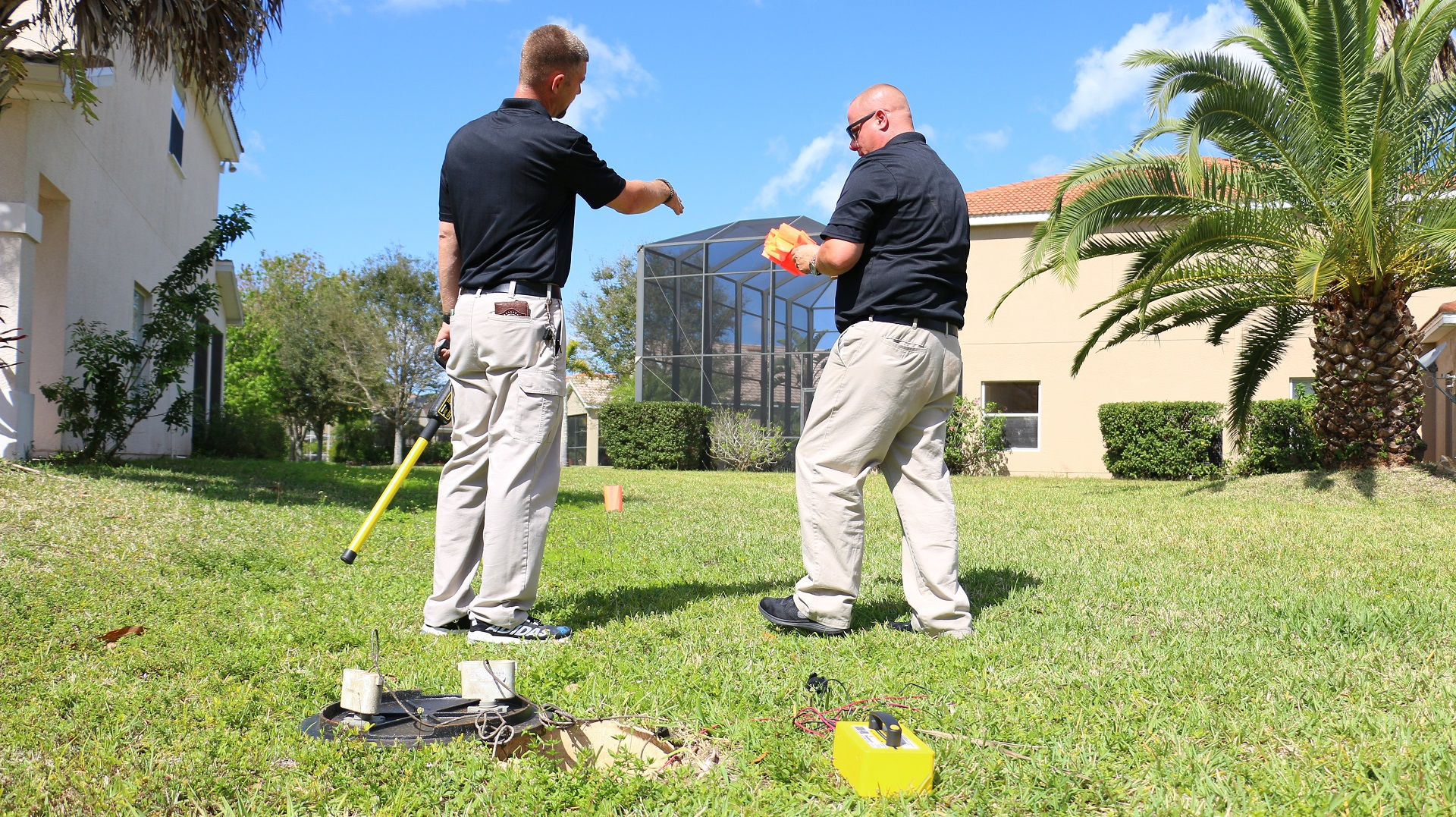 Irrigation Leak in Naples | 3 Common Signs Your Sprinkler System is Leaking