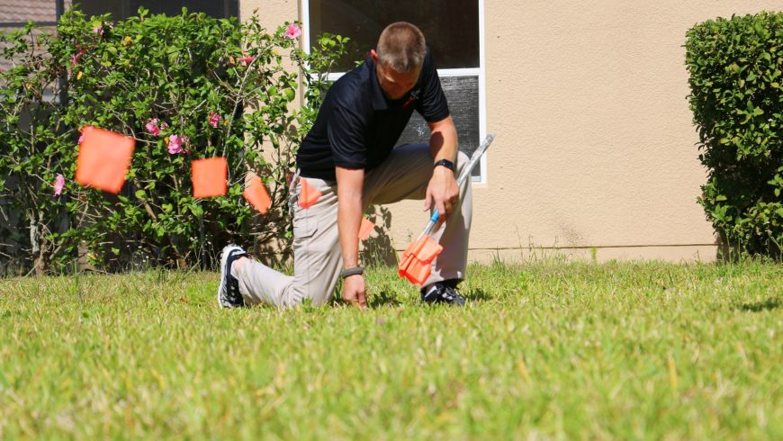 Irrigation Leaks in Lakeland | 3 Reasons Sprinkler Heads Leak