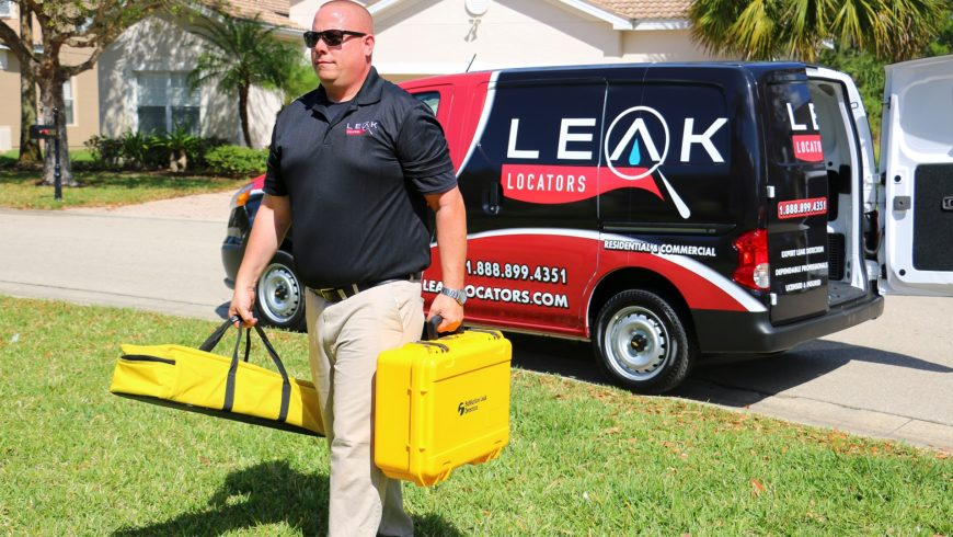 Roof Leak in Lakeland | 3 Things to Do if Your Roof Leaks